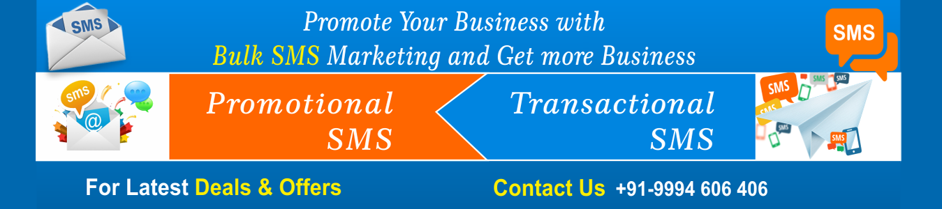 transactional sms service provider in india