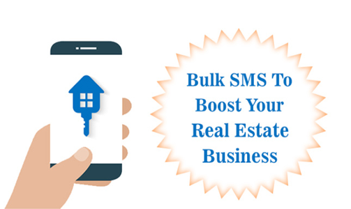 bulk sms service for real estate